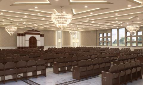 Colleges Religious Multi Purpose Susan Strauss Design Top NJ
